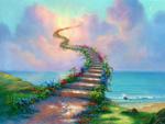 La scala per l-Olimpo