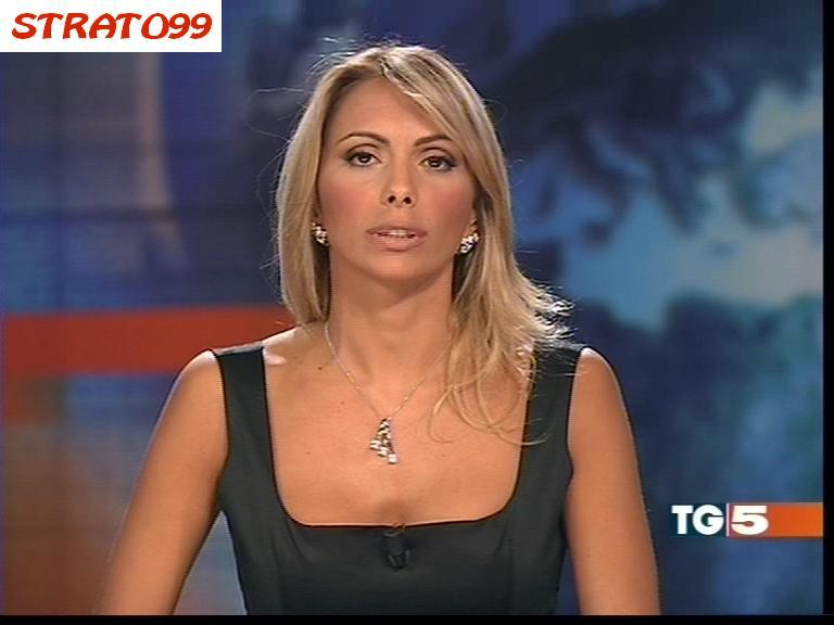 Simona Branchetti Hot >> Classify Italian Tv journalist Simona Branchetti